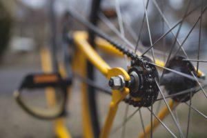 malowanie proszkowe roweru