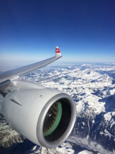 malowanie proszkowe częsci samolotowych