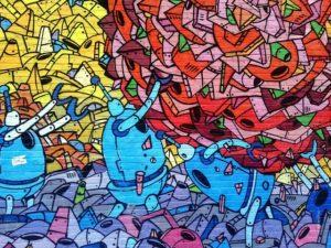 farby proszkowe antygraffiti