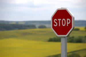 malowanie proszkowe znaków drogowych