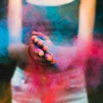 malowanie proszkowe - wtrącenia i żółkniecie