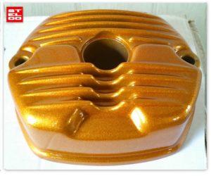 Osłona motor lakier pomarancz