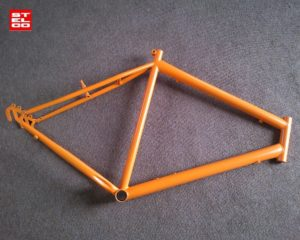 Rama rower lakierowana proszkowo