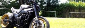 Lakierowanie Proszkowe Motocykla