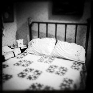 malowanie proszkowe łóżka