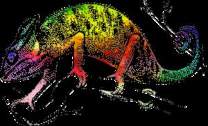 farby proszkowe kameleon